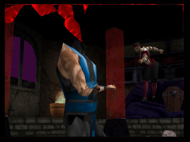 Mortal Kombat 4 - :( - User Screenshot